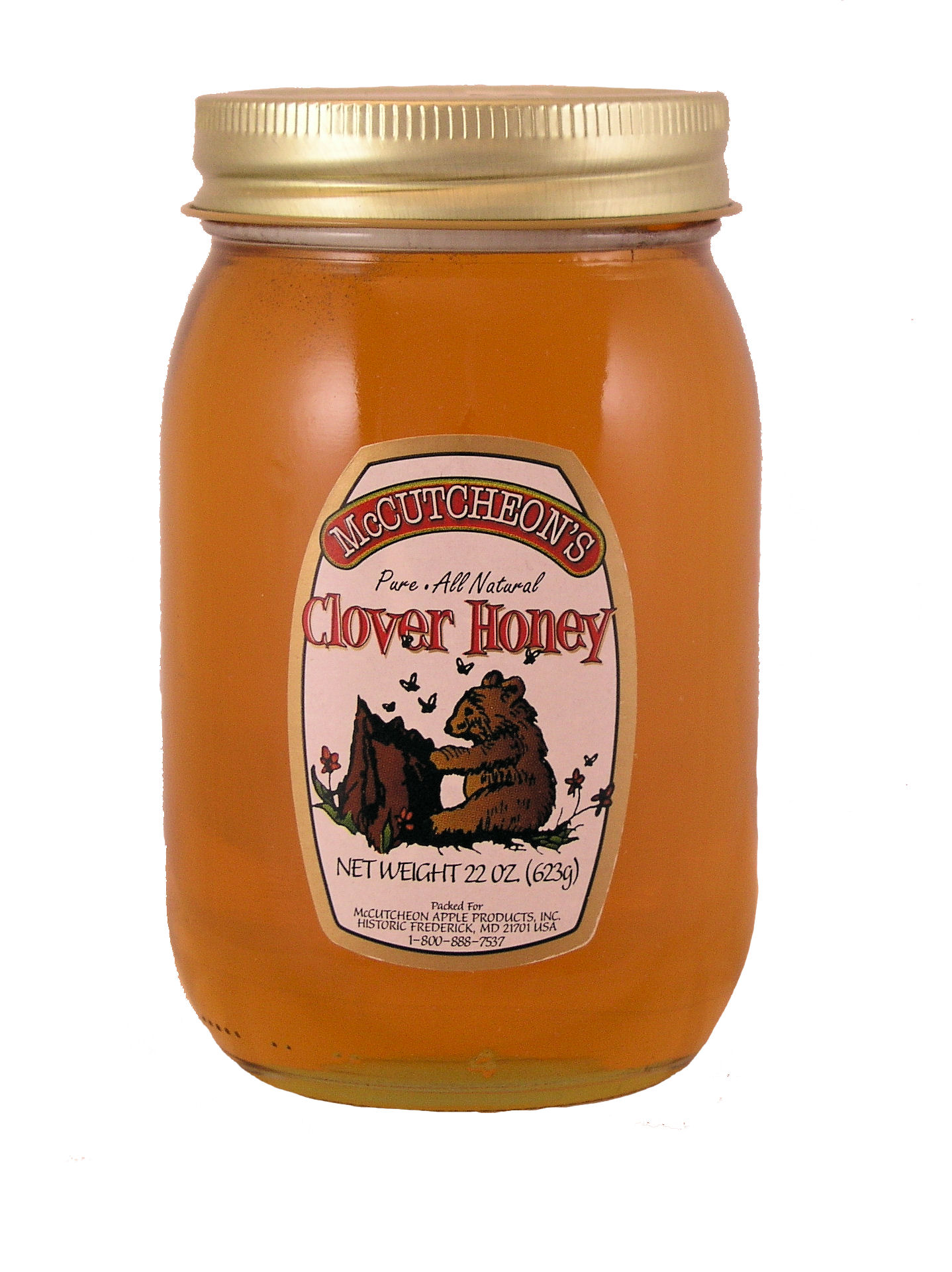 Clover Honey Pint