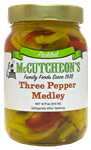 Three Pepper Medley Rings