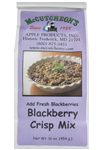 Blackberry Crisp Mix