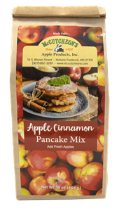 Apple Cinnamon Pancake Mix