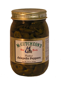 Jalapeno Peppers Rings