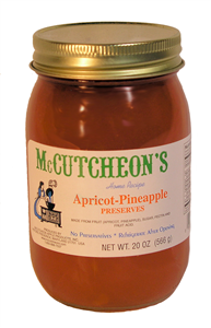 Apricot-Pineapple Preserves